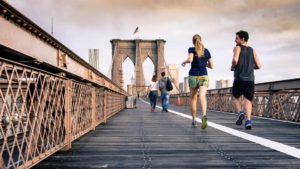Running tours add a workout to city sightseeing